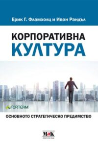 Корпоративна култура. Основното стратегическо предимство