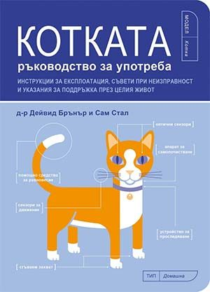 Котката. Ръководство за употреба